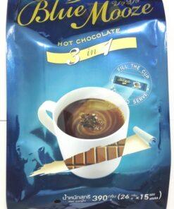 شکلات داغ blue mooze