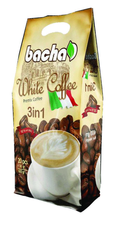 قهوه سفید باچاد