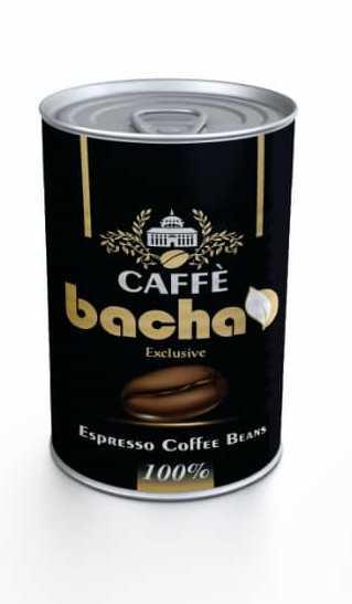 دانه قهوه اسپرسو باچاد