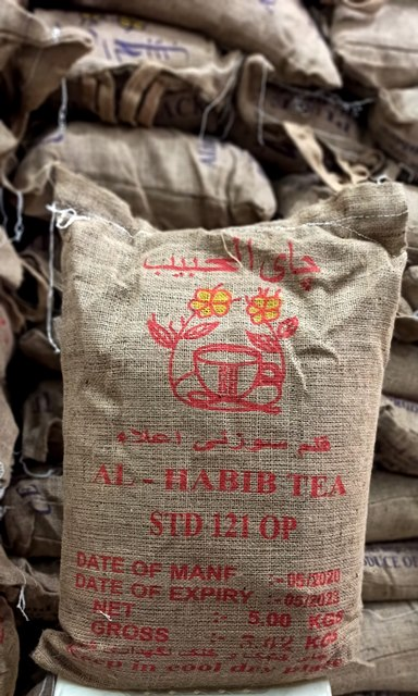 چای الحبیب 121
