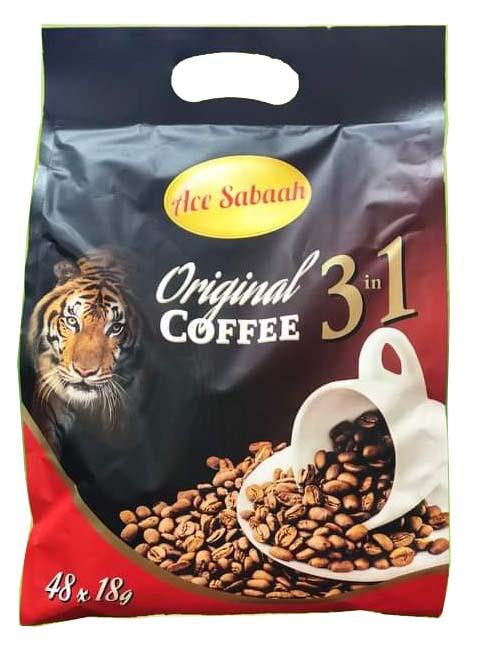 قهوه فوری آس صباح ace sabaah اورجینال