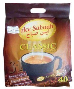 قهوه فوری آس صباح ace sabaah کلاسیک