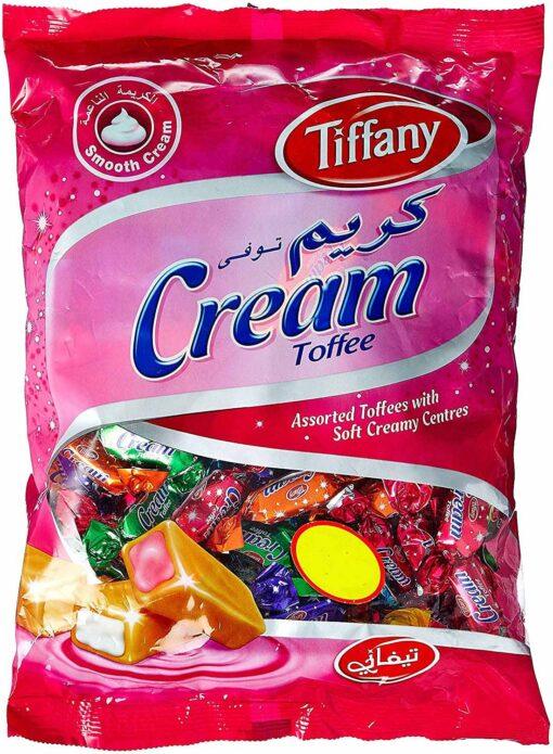 شکلات تیفانی کرمی