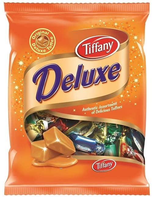 شکلات تیفانی دلوکس