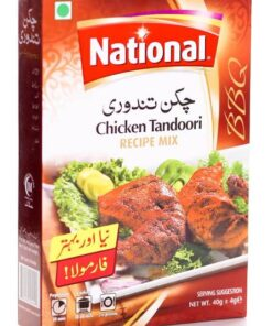 national chiken tandori