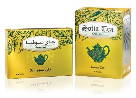 چای سبز سوفیا
