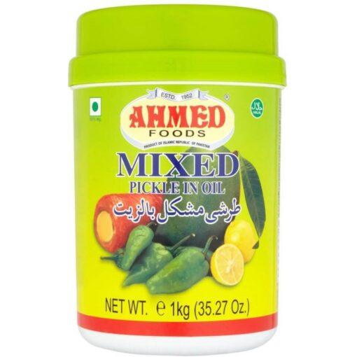 ترشی انبه احمد