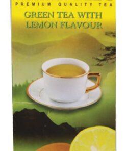 چای سبز لیمویی اکبر