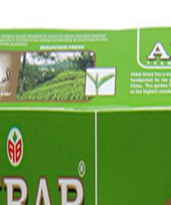 چای سبز با گل یاس اکبر
