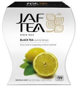 چای جاف jaf tea با طعم لیمو