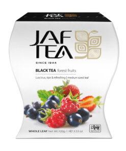 چای جاف jaf tea با طعم میوه های جنگلی