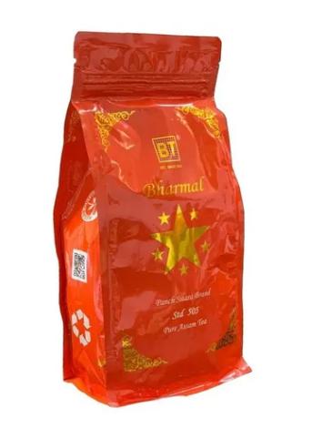 چای پنج ستاره بارمال