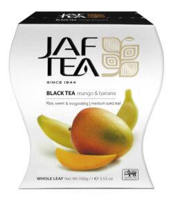 چای جاف با طعم انبه و موز