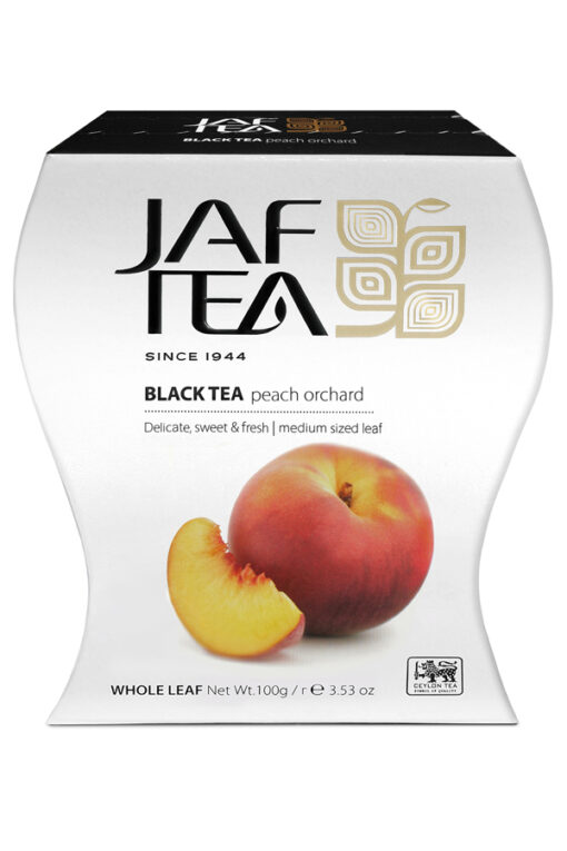 چای جاف jaf tea با طعم هلو