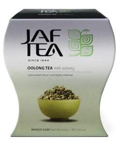 چای جاف jaf tea اولانگ با طعم شیر